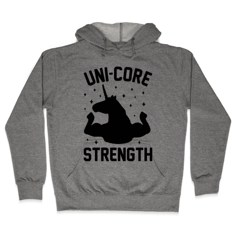 Uni-Core Strength Hooded Sweatshirt