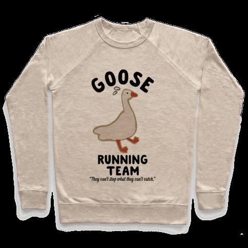 Goose Running Team Pullover