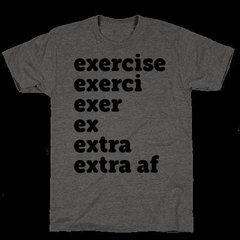 Exercise Extra AF