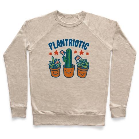 Plantriotic  Pullover