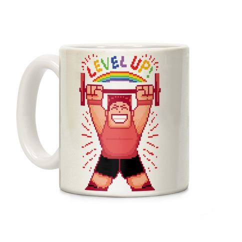 Level Up!  Coffee Mug