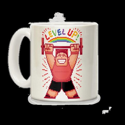 Level Up! Coffee Mug