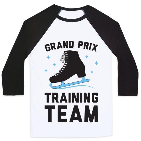 Grand Prix Training Team Baseball Tee