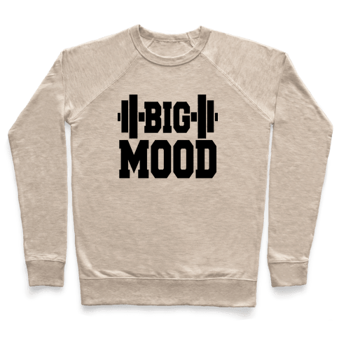 Big Mood Weights Pullover