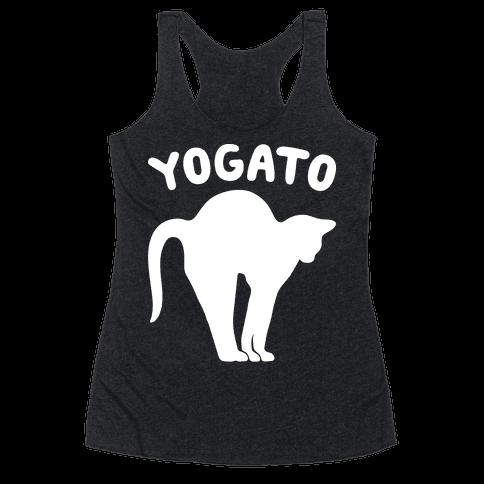 Yogato Racerback Tank Top