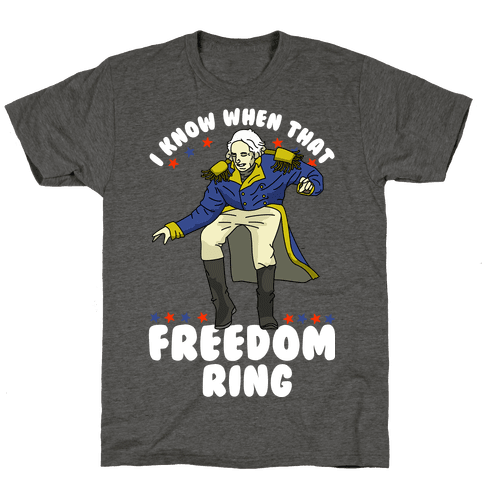 I Know When That Freedom Ring