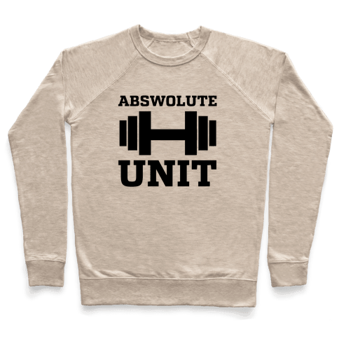 Abswolute Unit Pullover