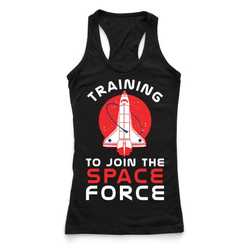 Training to Join the Space Force