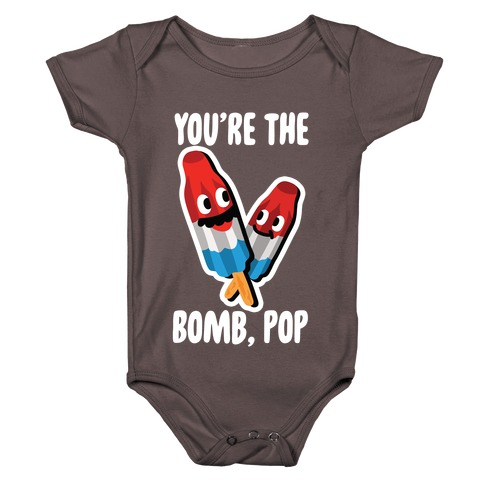 You're The Bomb, Pop Baby One-Piece