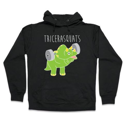 TriceraSQUATS Hooded Sweatshirt