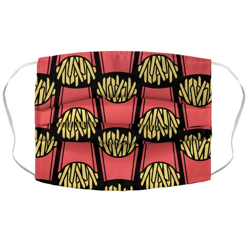 Exercise? I Thought You Said Extra Fries Accordion Face Mask