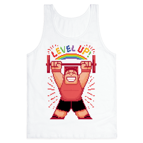 Level Up!  Tank Top