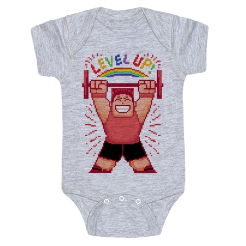Level Up!  Baby Onesy