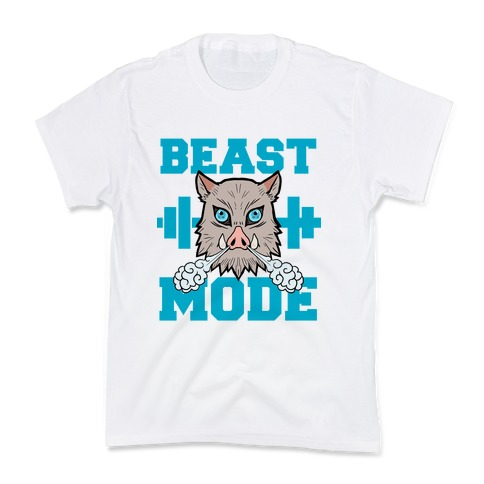 Beast Mode Inosuke Kids T-Shirt