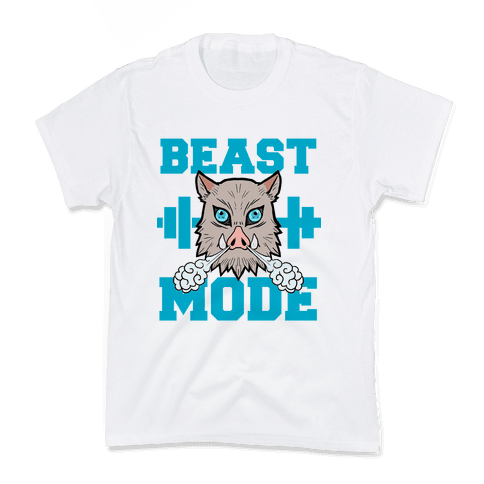 Beast Mode Inosuke Kids T-Shirt
