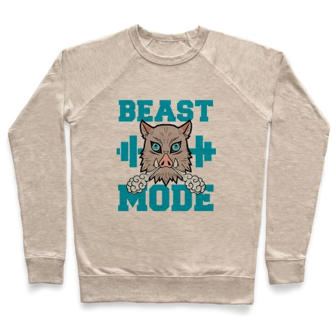 Beast Mode Inosuke Pullover