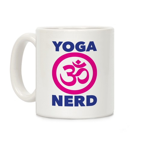 Yoga Nerd Coffee Mug