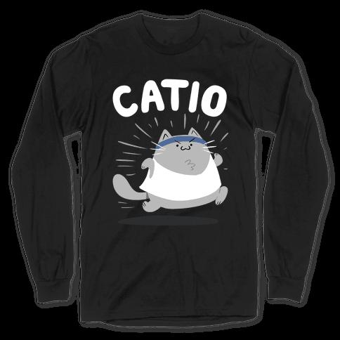 Catio Long Sleeve T-Shirt