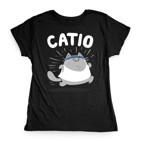 Catio Womens T-Shirt