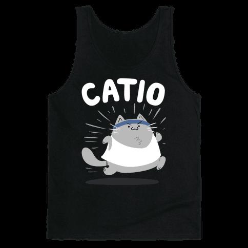 Catio Tank Top