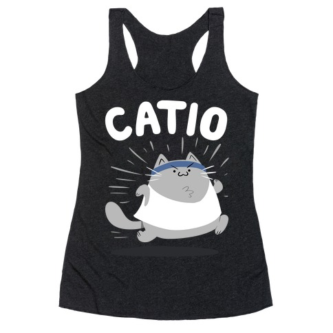 Catio Racerback Tank Top