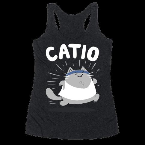 Catio Racerback Tank Top