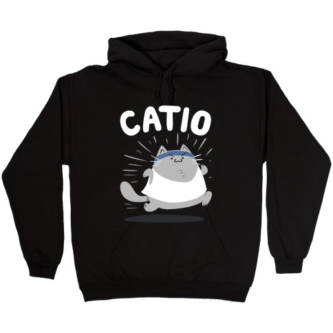 Catio Hooded Sweatshirt