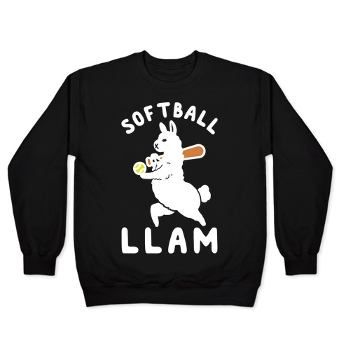 Softball Llam Pullover