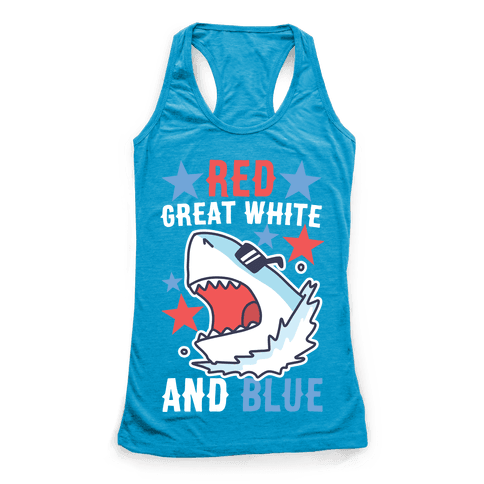 Red, Great White and Blue