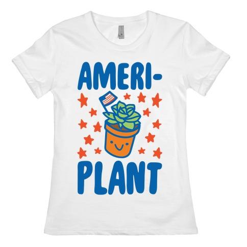 Ameriplant  Womens T-Shirt