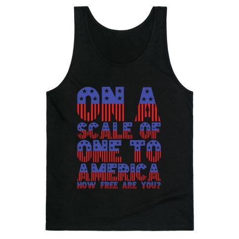 AMERICA! Tank Top