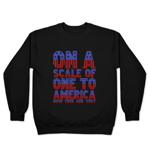AMERICA! Pullover