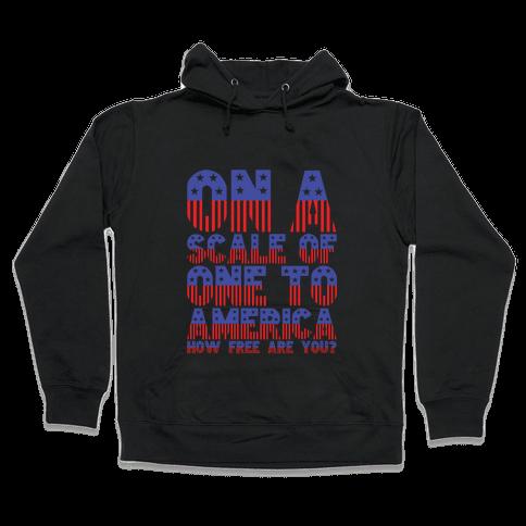 AMERICA! Hooded Sweatshirt