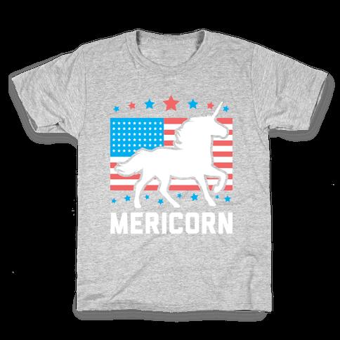 Mericorn Kids T-Shirt