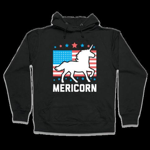 Mericorn Hooded Sweatshirt