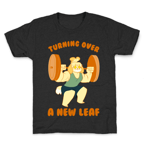 Isabelle Squats Kids T-Shirt