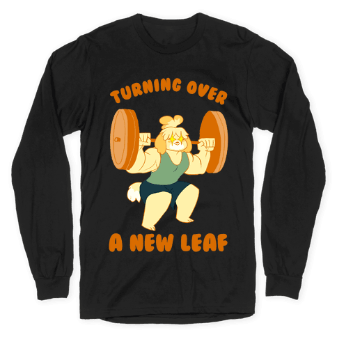 Isabelle Squats Long Sleeve T-Shirt