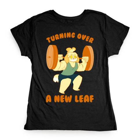 Isabelle Squats Womens T-Shirt