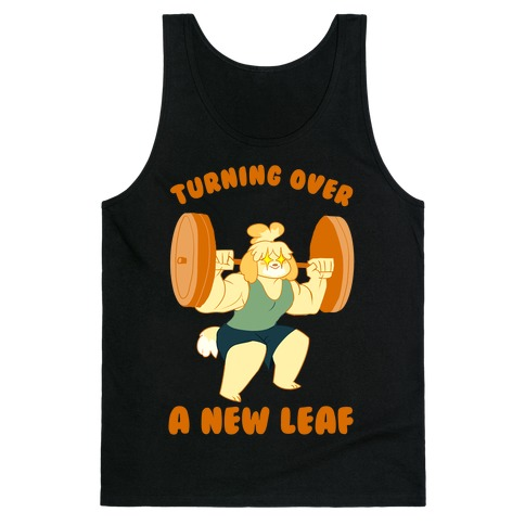Isabelle Squats Tank Top