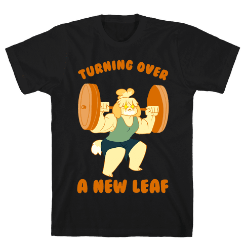 Isabelle Squats Mens T-Shirt