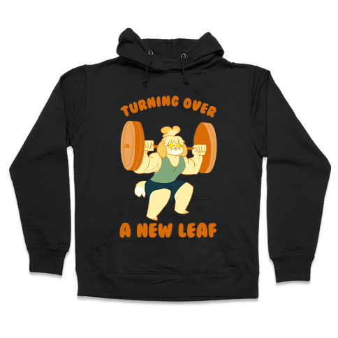 Isabelle Squats Hooded Sweatshirt