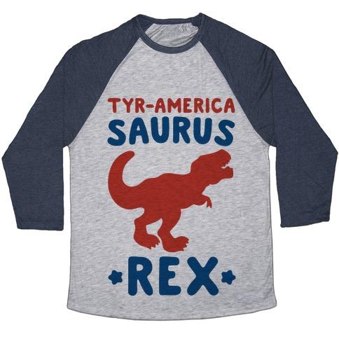 Tyr-America-Saurus Rex Parody
