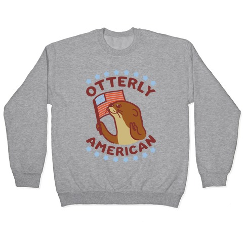 Otterly American Pullover