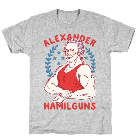 Alexander HamilGUNS T-Shirt