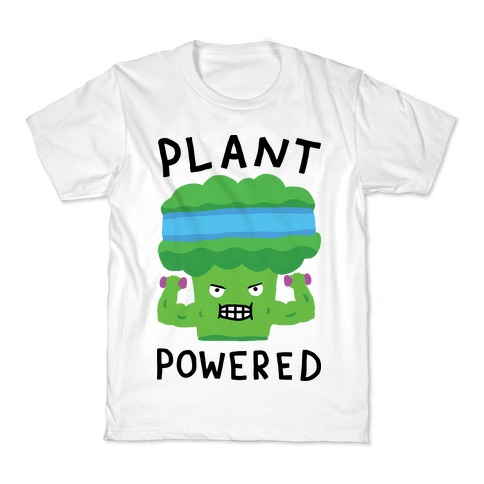 Plant Powered Kids T-Shirt