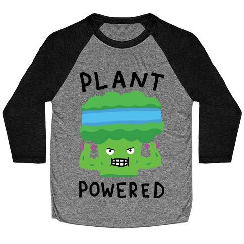 Plant Powered Baseball Tee