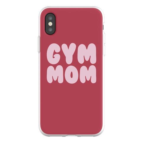 Gym Mom Phone Flexi-Case