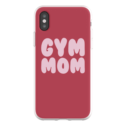 Gym Mom Phone Flexi-Case