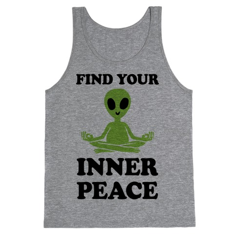 Find Your Inner Peace Tank Top
