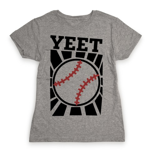 YEET - baseball Womens T-Shirt